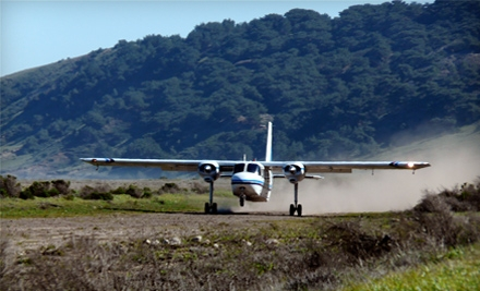 $79 for a Four-Hour Excursion by Plane to Santa Rosa Island from Channel Islands Aviation (Up to $159.95 Value)