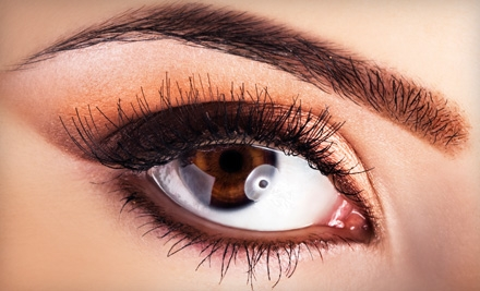 Permanent Eyeliner Application or $80 Worth of Lash Extensions at Lashes Plus