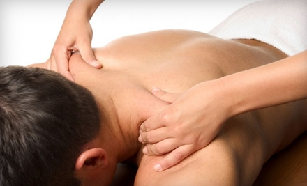 Essential-Oil Massage or Acupuncture Treatment with Massage at Whole Health Medical Center in Alexandria (Up to 59% Off)