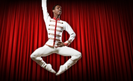 """One Ticket to """"Nutcracker,"""" Performed by Ballet Memphis at The Orpheum (Up to 51% Off). Six Options Available."""