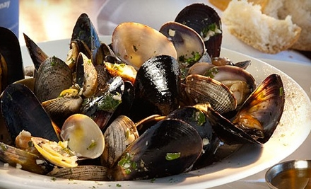 $15 for $30 Worth of Fresh Seafood Fare at Enterprise Fish Co. in Santa Monica