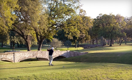 $60 for Punch Card for Two Golf Outings with Cart l from Alamo City Golf Trail (Up to $130 Value)