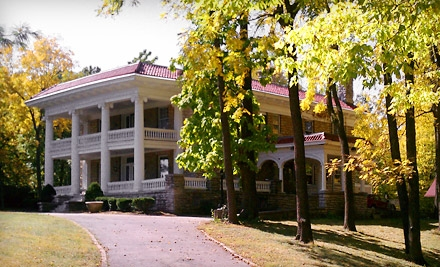 Wedding, Reception, or Party Mansion Rental at Van Noy Mansion (Half Off). Three Options Available.