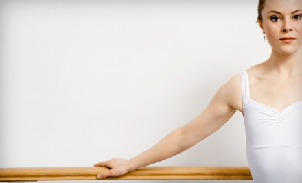 Eight Beginner or Advanced Ballet Classes at Ohio Conservatory of Ballet (Up to 70% Off)