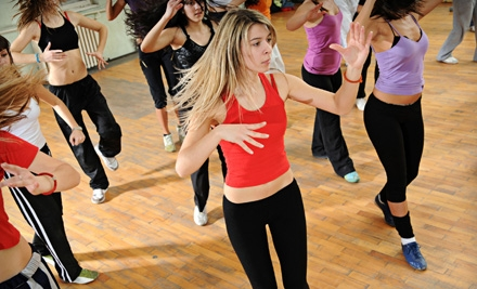 10 or 20 Zumba Classes for Adults or a Six-Week Session of Zumbatomic for Kids at GL Dance Fitness (Up to 63% Off)