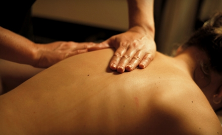 One-Hour Massage or Chiropractic Care Package at Stewart Family Chiropractic in DeKalb (Up to 86% Off)