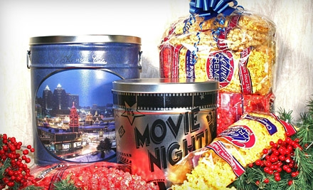 $50 for a Gourmet-Popcorn Package at Velvet Creme Popcorn in Westwood ($100 Value)