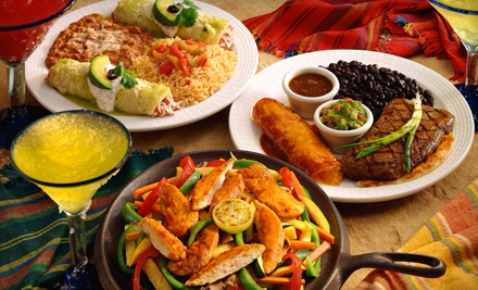 Mexican Meal for Two or $20 Worth of Food and Drinks at Blue Agave Cantina & Tequila Bar (Up to 52% Off)