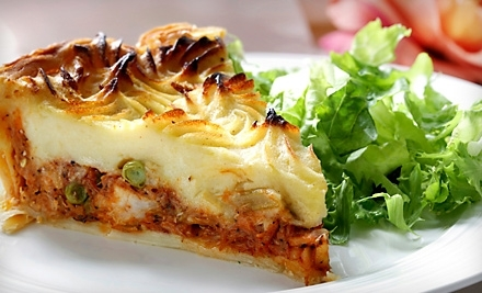 Belgian Gastropub Meal for Two or Four at Hank's Garage (Up to 51% Off)
