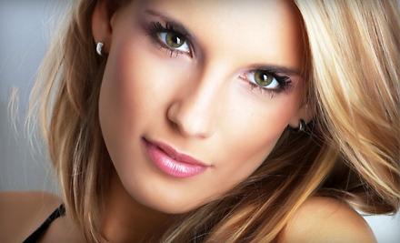Mani-Pedi, European Facial, or Full Highlight at Tavernier's Salon & Spa (Up to 51% Off)