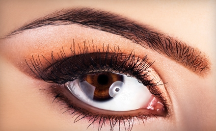 Two or Four Eyebrow Threadings at Threading by Sonia in Brookfield (Half Off)