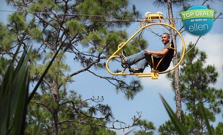 Coach Safari or Cypress Canopy Cycle Tour for One or Two from Florida EcoSafaris in St. Cloud (Up to 57% Off)