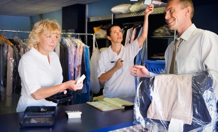 $15 for $30 Worth of Dry-Cleaning and Laundry Services at Twin City Dry Cleaners in Old Saybrook