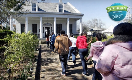 Tremé Walking Tour for Two or Four from the New Orleans African American Museum (Up to 58% Off)