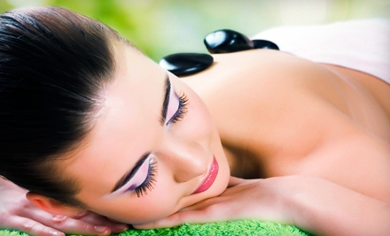 60-Minute Deep-Tissue or Relaxation Massage or 60-Minute Hot-Stone or Hot-Towel Massage at Sunset Massage (Up to 53% Off)