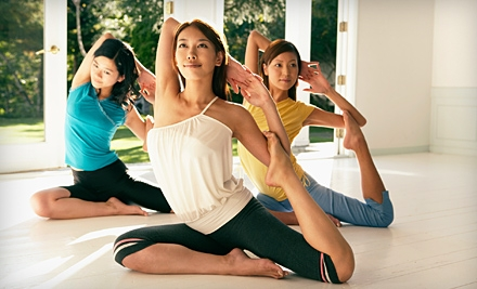 5 or 10 Yoga Classes at Fusion Mind/Body Studio in Elgin (Up to 65% Off)