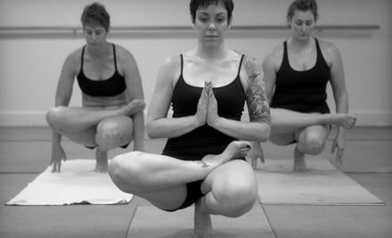10 Classes at Bikram Yoga Northampton ($125 Value)