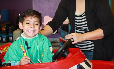 $10 for a Child's Haircut at Fun Cuts for Kids ($20 Value)