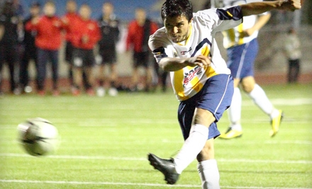 $18 for Family Tickets to San Diego Boca FC Versus CD Chivas Guadalajara U-20 Soccer Game on December 8 ($36 Value)