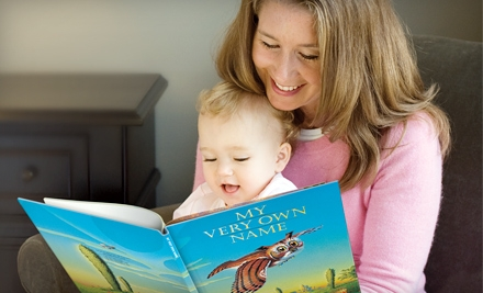 $15 for $30 Toward a Personalized Children's Book from I See Me!