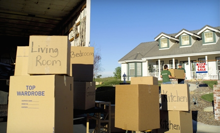 $195 for Three Hours of Moving and Truck Use from MNM Moving & Storage (Up to $390 Value)