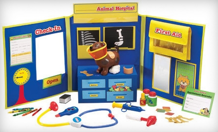 $15 for $30 Worth of Educational Games and Puzzles, Arts-and-Crafts Supplies, and Books from Adventures in Learning
