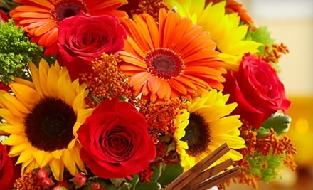 $15 for $30 Toward Flowers, Bouquets, and Gift Baskets from 1-800-FLOWERS.com