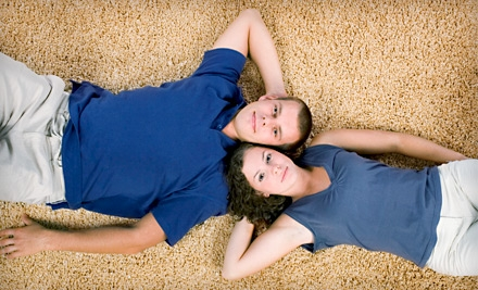 Carpet Cleaning and Scotchgard for One or Two Standard-Size Living Rooms from Impeccable Carpet Cleaning (Up to 61% Off)