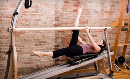 Four- or Six-Session Pilates and Gyrokinesis Fitness Packages at Gyrotonic Ann Arbor & The Movement Center (Up to 69% Off)