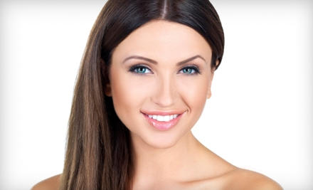 $99 for a Keratin Hair-Straightening Treatment at Dazzles Salon in Hackensack (Up to $500 Value)