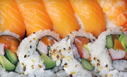 $15 for $30 Worth of Japanese Cuisine at Mitsuba Hibachi Steakhouse & Asian Bistro in New Hartford