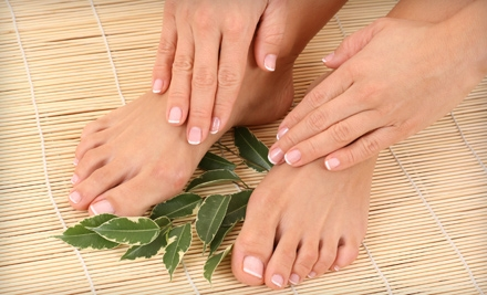 $35 for a Spa Mani-Pedi at Elizabeth Drucker Day and Med Spa in Hewlett ($70 Value)