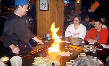 $15 for $30 Worth of Hibachi-Style Fare at Timsan's Japanese Steak House
