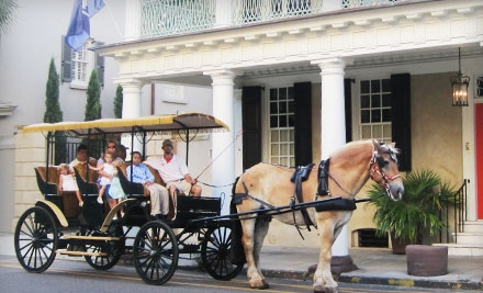 Holiday Sleigh Ride for Two or Four from Olde Towne Carriage Company (Half Off)