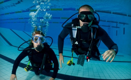 PADI Open Water Diver Certification Course or PADI Discover Scuba Course from Dosil's in Middletown (Up to 60% Off)