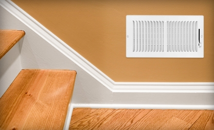$49 for Cleaning of All Home Vents, One Main Duct, and One Return from Seabreeze Air (Up to $250 Value)