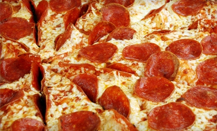 $15 for Pizza Dinner for Two at Wheelhouse Pizza & Deli in St. Pete Beach (Up to $30.88 Value)