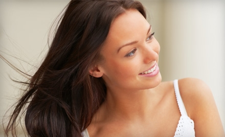 Three, Five, or Nine Months of Laser Hair-Restoration Therapy at Virginia Surgical Center in McLean (Up to 75% Off)