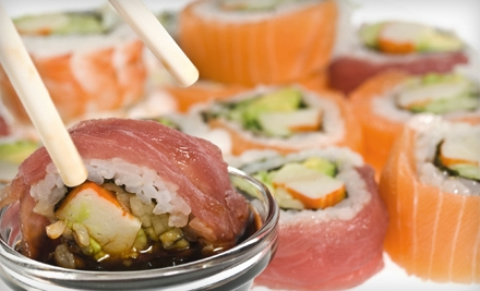 Japanese Dinner Fare at Midori Japanese Restaurant in Denville (Up to 59% Off). Two Options Available.