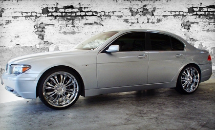$140 for a Five-Window Tint at Mr. Tint (Up to $280 Value)