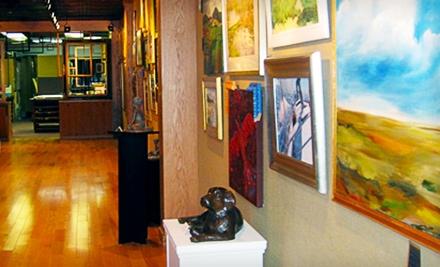 $40 for $100 Worth of Custom Framing at Center Framing & Art in West Hartford