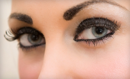$75 for Permanent Eyeliner on Top and Bottom Eyelids at Permanent Beauty ($155 Value)