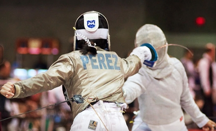 $15 for a Private or Group Fencing Lesson at Coastside Academy of Fencing (Up to $50 Value)