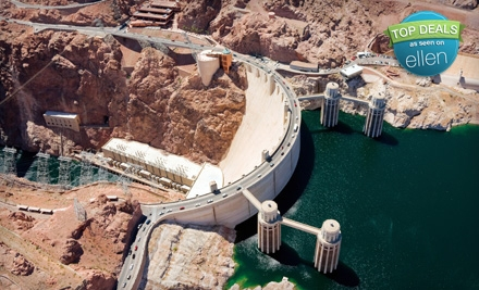 $29 for a Hoover Dam Premium Express Tour from Hoover Dam Tour Company ($59.99 Value)