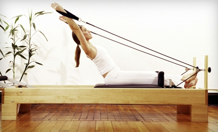 $85 for Three Private Pilates Sessions at Evolution Pilates in Port Washington ($255 Value)