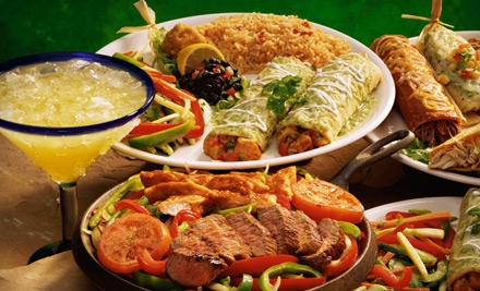 Mexican Dinner or Lunch at El Parral Mexican Restaurant (Up to 52% Off)