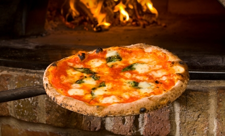 $10 for $20 Worth of Pizza and Italian Fare at Fire Slice Pizzeria