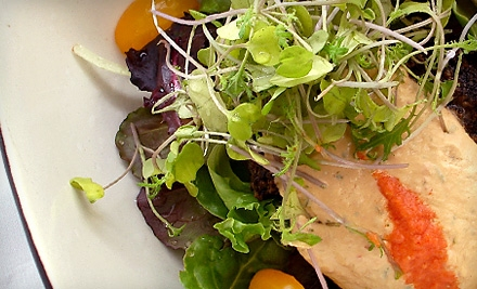 Vegan Meal for Two or a 21-Day Living Foods Detox-Rooted Program at The Sprout in Mount Pleasant (Up to 52% Off)