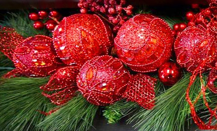 $15 for $30 Worth of Christmas Ornaments and Holiday Decorations at Prestige Décor & Furniture