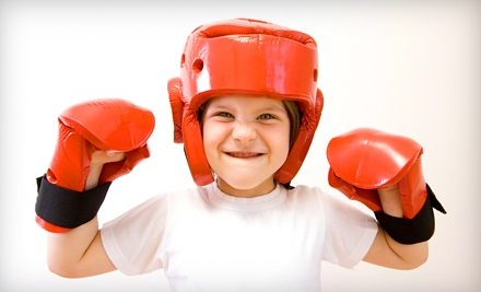 Four Kids' Boxing Classes or One or Two Months of Unlimited Adult Boxing Classes at Knock Out (Up to 88% Off)